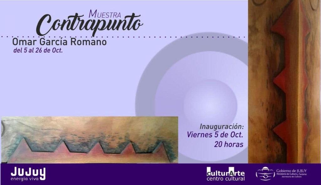 """Muestra """"Contrapunto"""" (1)"""