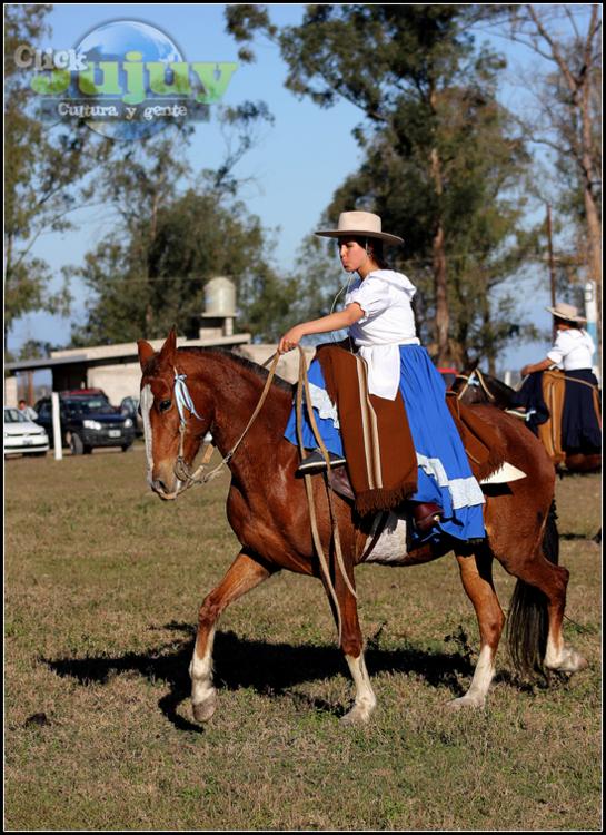 Mujeres jujeñas a caballo Juanita Moro 3