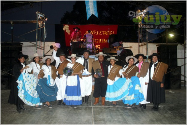 Mujeres jujeñas a caballo Juanita Moro 8