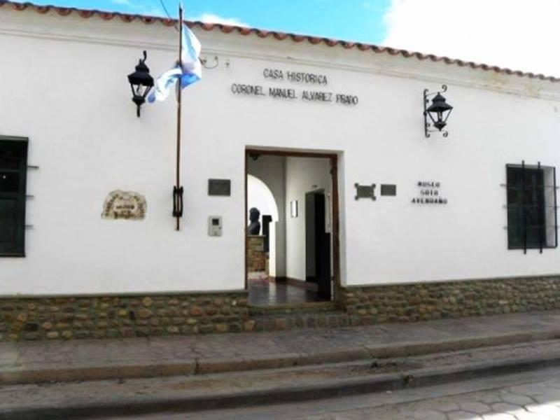Museo Ernesto Soto Avendaño Tilcara