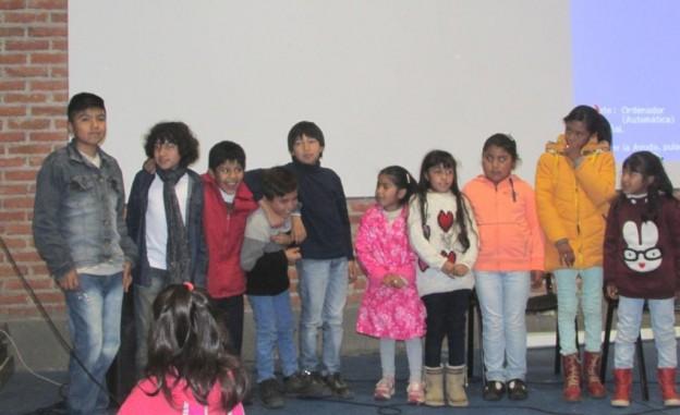 Niños de Purmamarca
