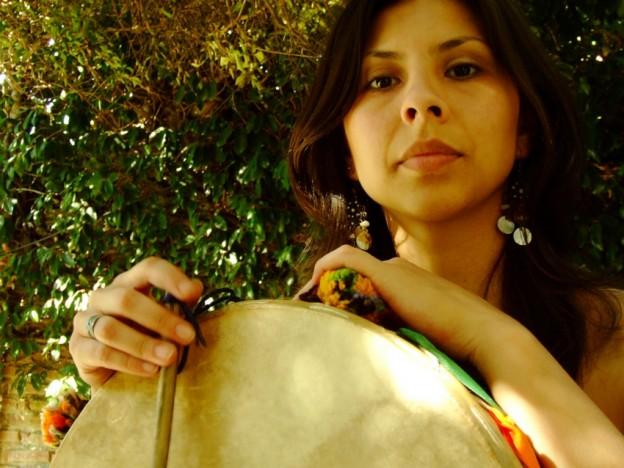 Noelia Gareca en Jujuicito