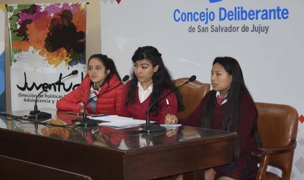 Nuevas Autoridades del Concejo Deliberante Estudiantil