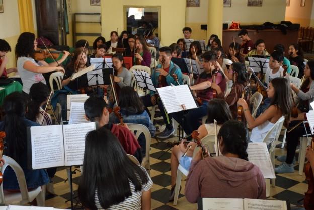 ORQUESTAS DE TRECE PROVINCIAS PARTICIPAN EN ENCUENTRO REGIONAL