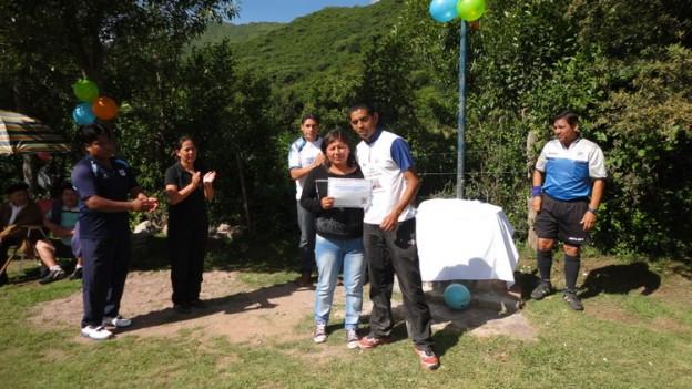Olimpiadas en la Localidad de León (4)