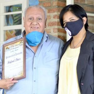 PERSONALIDADES DESTACADAS FUERON DISTINGUIDAS EN SAN ANTONIO (1)