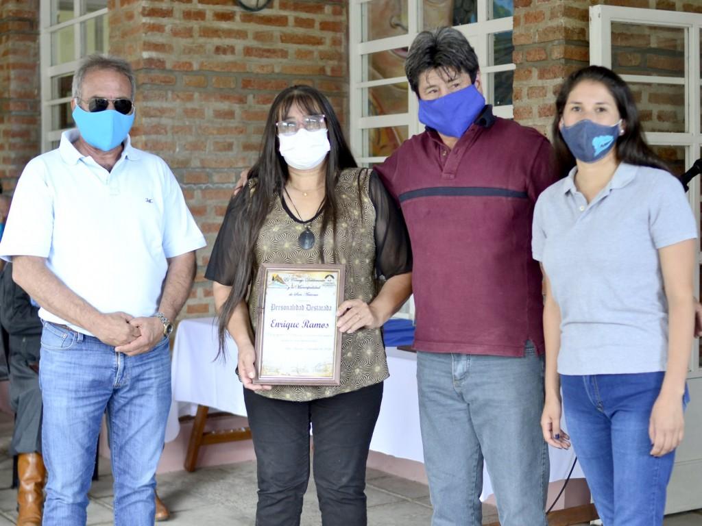 PERSONALIDADES DESTACADAS FUERON DISTINGUIDAS EN SAN ANTONIO (4)