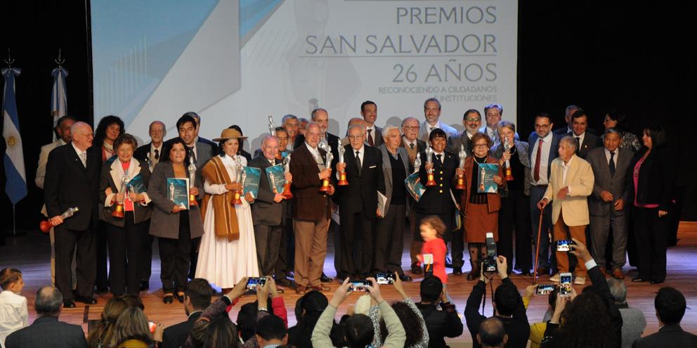 PREMIOS SAN SALVADOR!