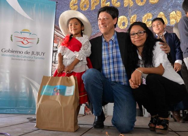 PRIMER ENCUENTRO PROVINCIAL DE NIÑOS Y NIÑAS COPLEROS 22