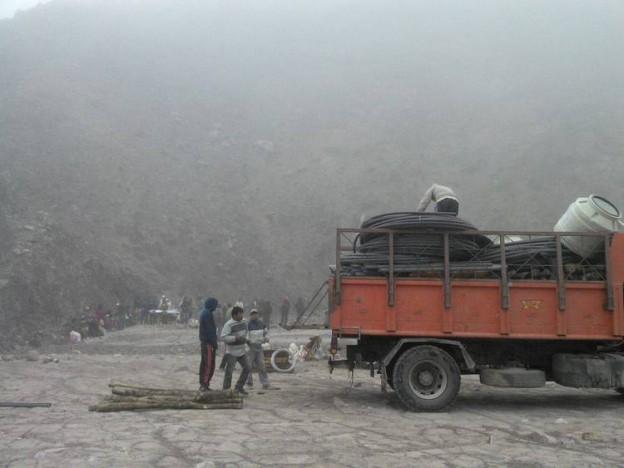 Ayuda para pobladores del Chañi y Tiraxi