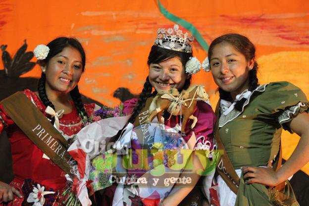 Paisana 2014 – 2015 -Agrupación Gaucha Gral San Martin de los Paños