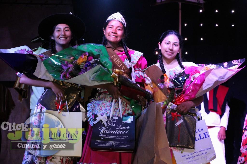 Paisana Provincial y sus donosas 2017 - 2018