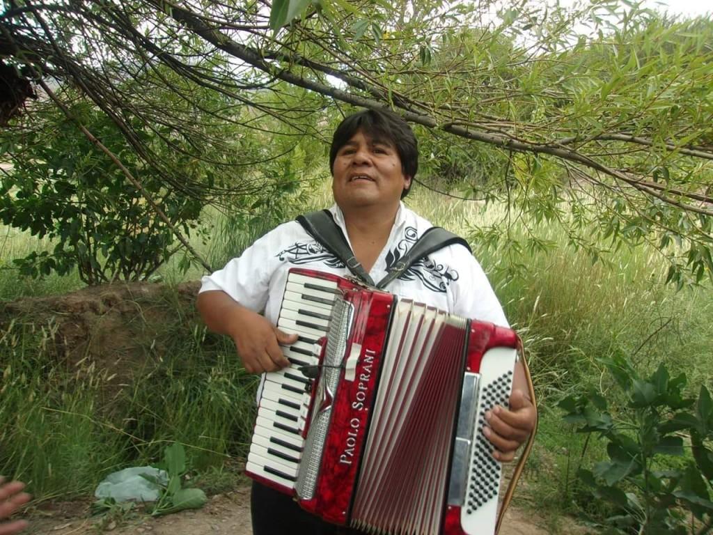 Pascual Cruz - acordeón