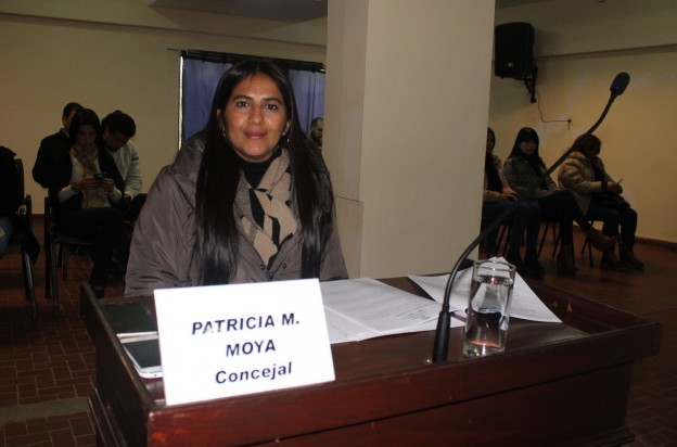 Patricia Moya