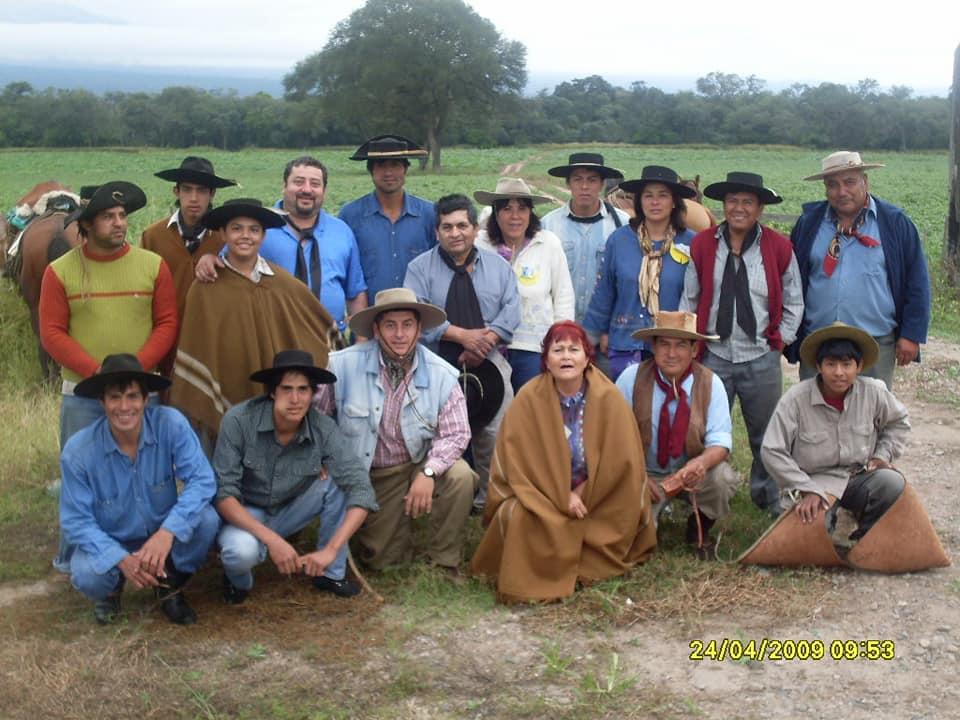 Peregrinación Gaucha a Caballo Virgen del Valle (2)