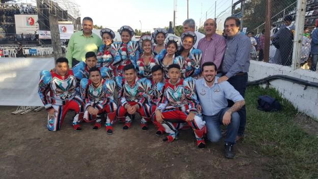 Precandidatos del Frente Renovador Jujuy, participaron de la 9° edición del Festival Nacional del Tomate en Fraile Pintado