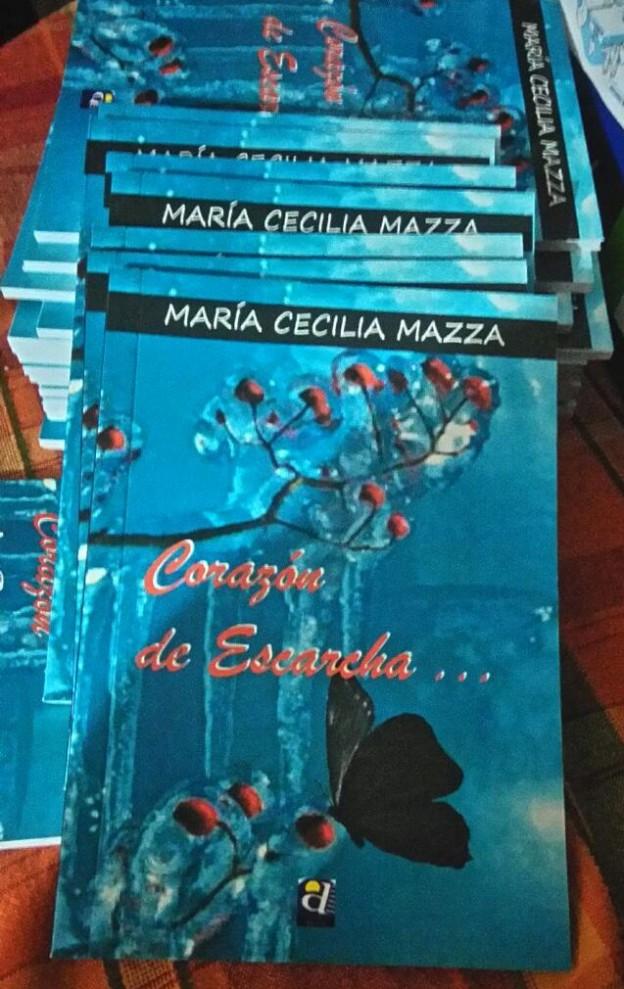 """Presentarán el libro """"Corazón de Escarcha"""""""