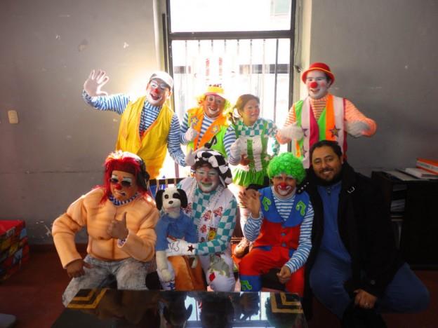 """Presentaron la Primera """"Festi Clown 2016"""""""