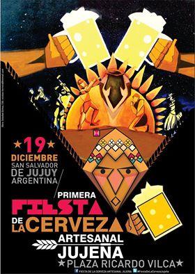 Primera Fiesta de la Cerveza Artesanal Jujeña