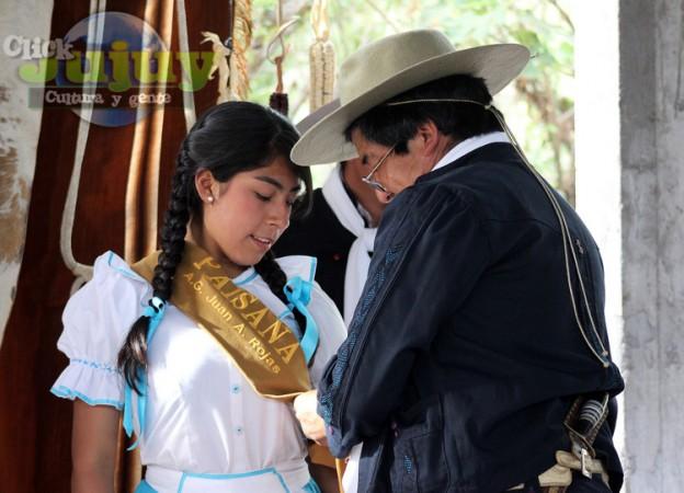 Proclamación de Paisana de la Agrupación Gaucha Juan Antonio Rojas  6
