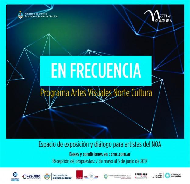 """Programa de Artes Visuales Norte Cultura """"En Frecuencia"""""""