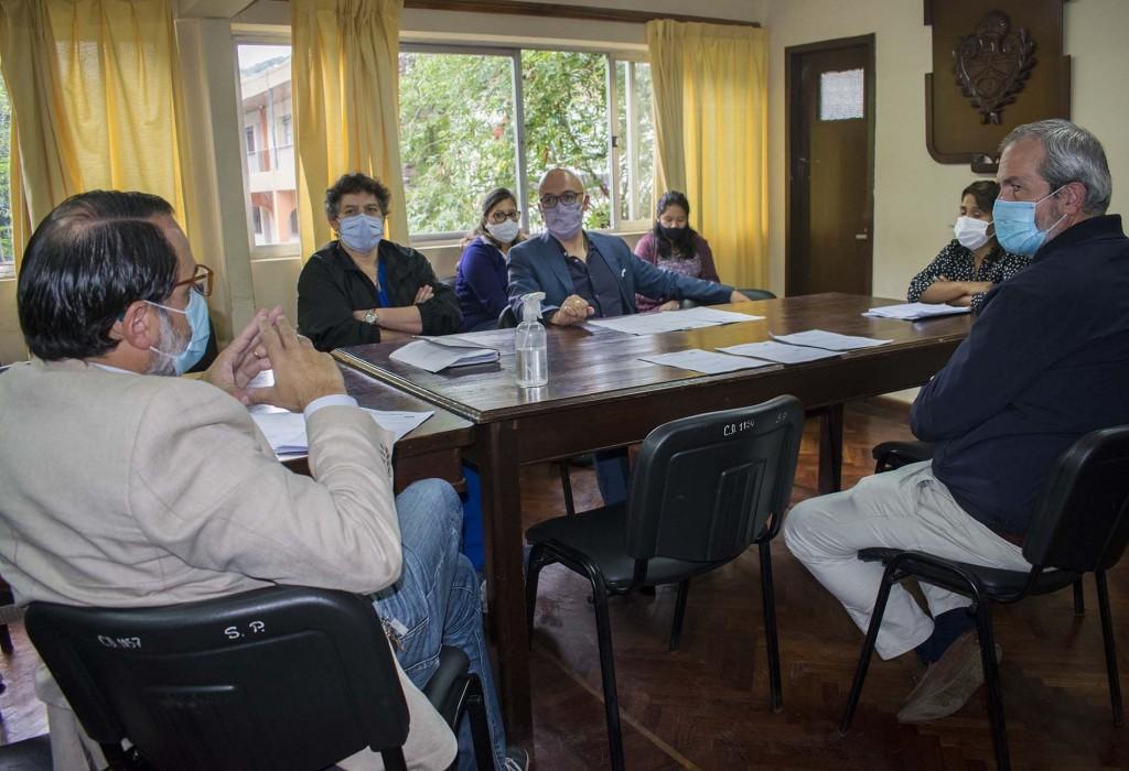 Reunión Círculo Veterinario