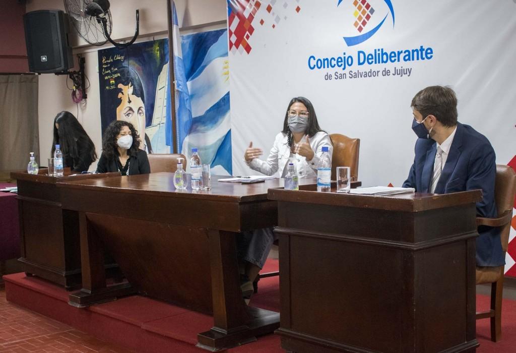 Reunión Comisión Mujer, Género y Diversidad