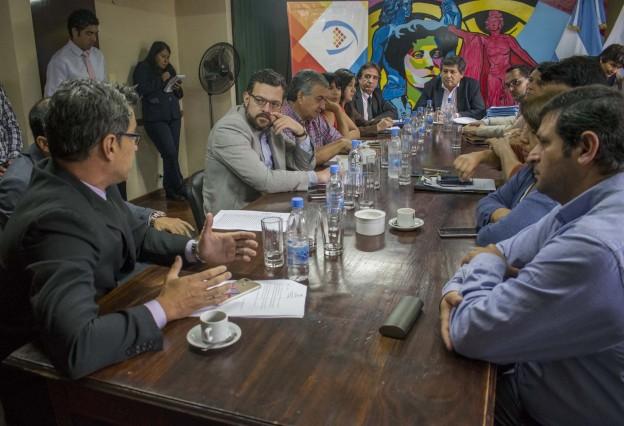 Reunión Comisión de Finanzas