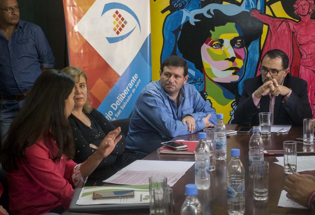 Reunión Fundación Jujeña de Equinoterapia3