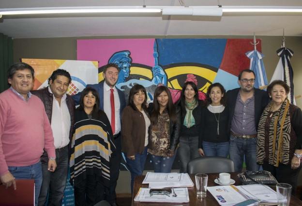 Reunión Pacto Social Educativo