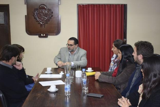 Reunión con Asoc. de Hoteles y Turismo1