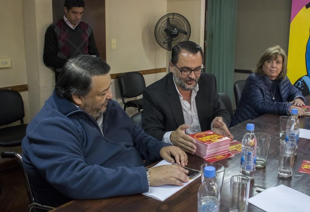 Reunión con Eduardo Medina