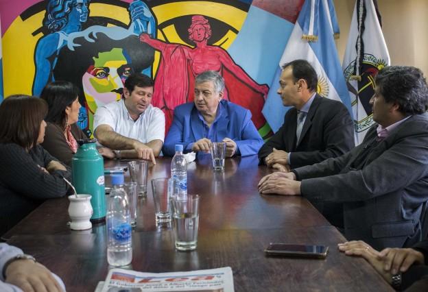 Reunión con Federico Lobo