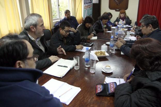 Reunión con Jujuy Abanderados de la Patria