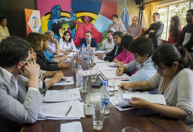 Reunión con Secretaria de Hacienda