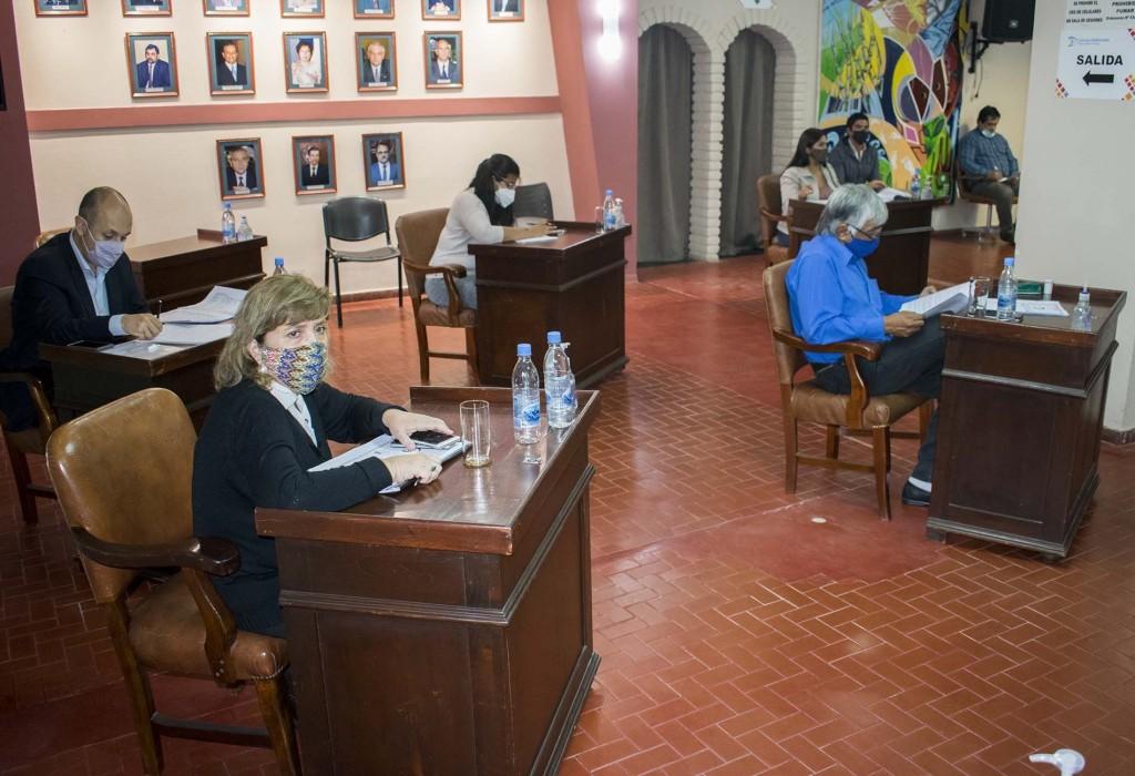 Reunión por Presupuesto y Ordenanza Impositia2