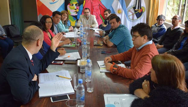 Reunion con Mediación Provincial