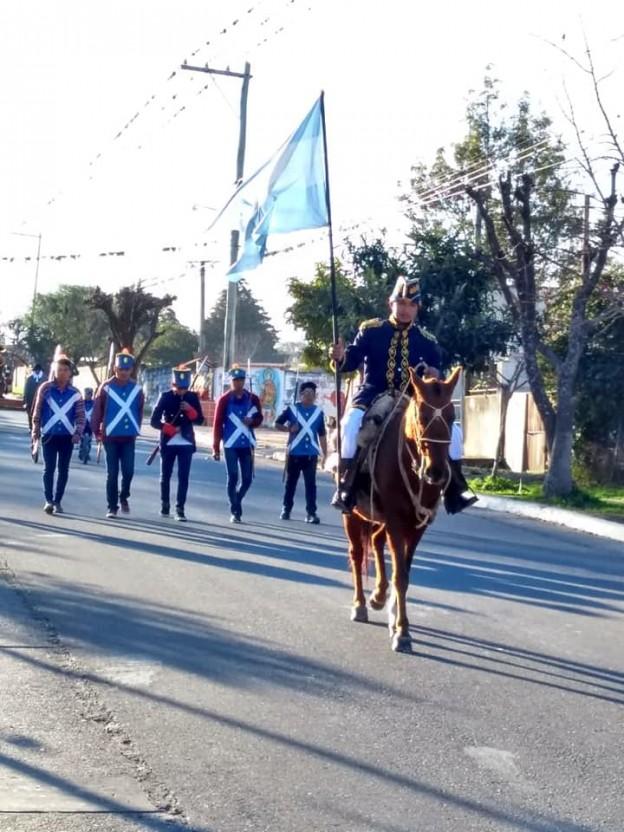 SAN ANTONIO EVOCÓ EL ÉXODO JUJEÑO (12)