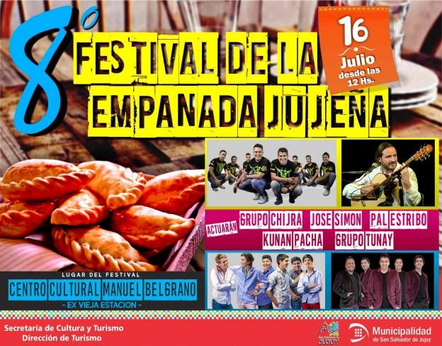 Se lanzó el Corredor cultural y 8° Festival de la Empanada jujeña