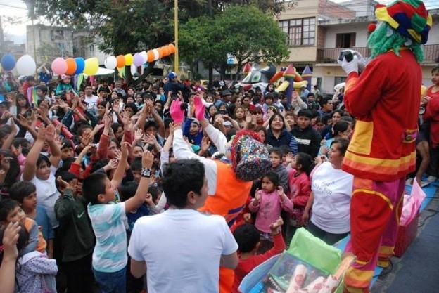 """Se viene el II Festival Día del Niño """"Una Sonrisa Nacional"""" (2)"""