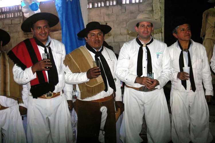 Se vive un clima de fiesta en la localidad de Guerrero