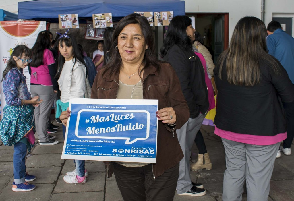 Semana de la discapacidad - Concejal Estela Flores