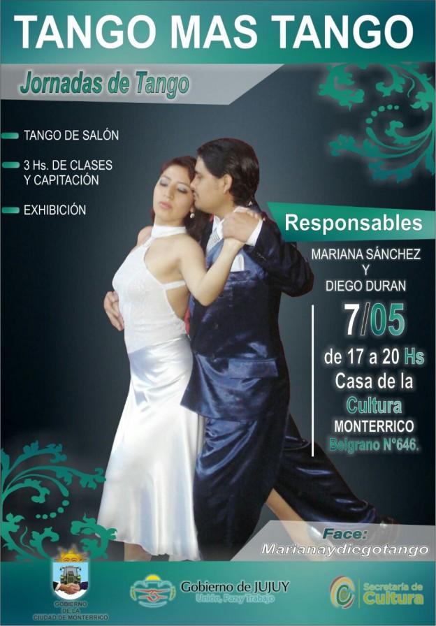 Seminario Tango más Tango
