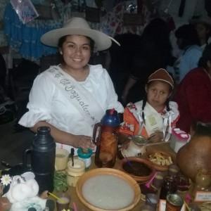 TRADICIONAL MATEADA EN LA FEDERACION GAUCHA JUJEÑA (1)