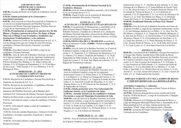 TRIFOLIO FINAL FIESTA PCIAL DE LA TRADICION 2014 - EN A CUATRO - 2014 -PARTE 2