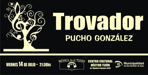 TROVADOR PUCHO GONZALEZ