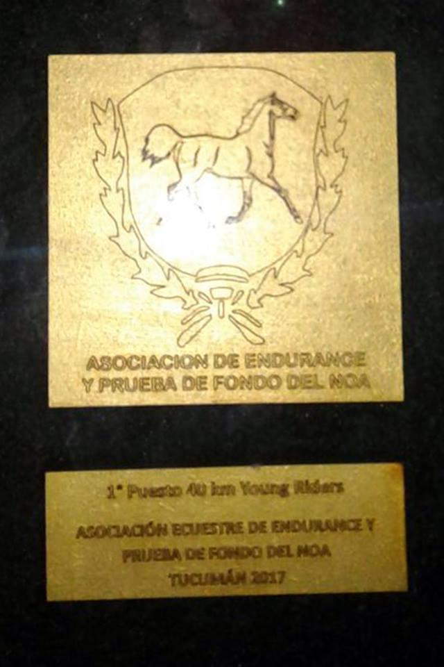 UN SANANTONEÑO CAMPEÓN ECUESTRE EN TUCUMÁN (2)