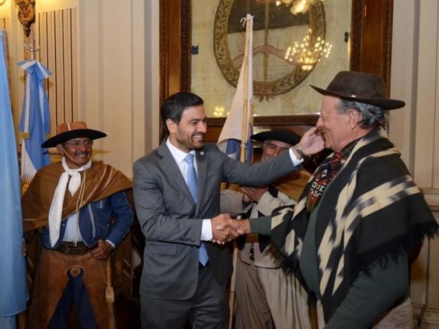 UNA MARCHA DE GAUCHOS LLEVARÁ LA BANDERA DE LA LIBERTAD CIVIL HASTA USHUAIA (2)