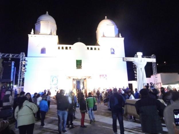 Vía Crucis por las calles de Tilcara – ermita (2)
