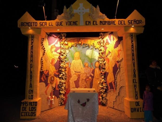 Vía Crucis por las calles de Tilcara – ermita
